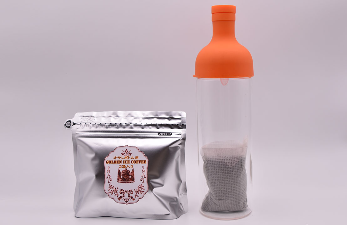 オサレボトル付GOLDEN ICE COFFEE 750ml用×2袋入り